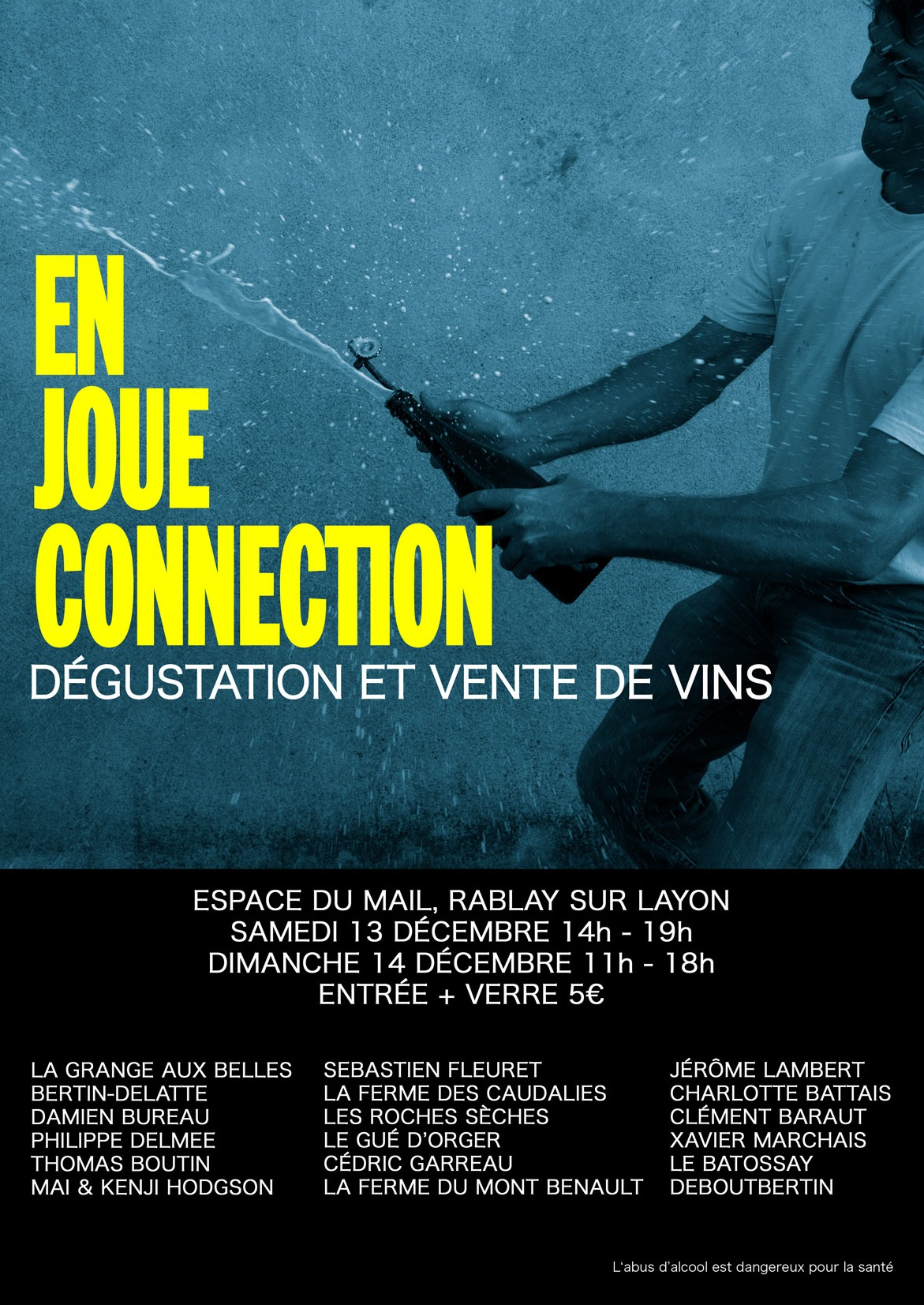 EN JOUE CONNECTION AFFICHE