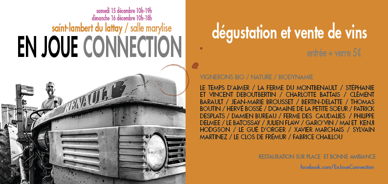flyer en joue connection 2018